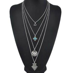 Jewelry - Just in! Boho chic 4 layered fashion necklace